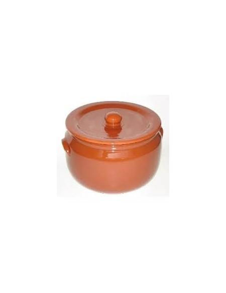 (R$20,00) Caçarola de Barro (4L)