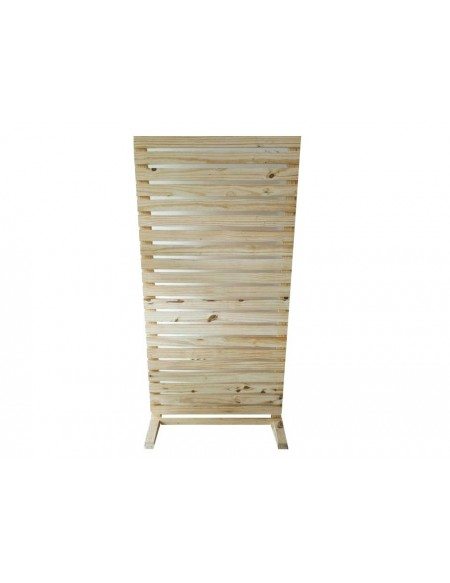 (R$35,00) Painel Pallet em Pinus (2.07x1.0m)