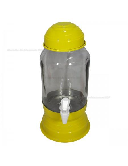 (R$15,00) Suqueira 3L Amarela