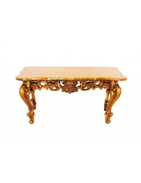 (R$140,00) Aparador Dourado Imperial (1.70x0.75m)