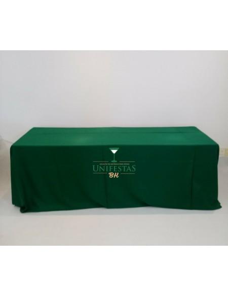 (R$15,00) Toalha Banquete Oxford Verde (4x2.80m)