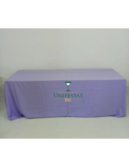 (R$15,00) Toalha Banquete Oxford Lilás (4x2.80m)