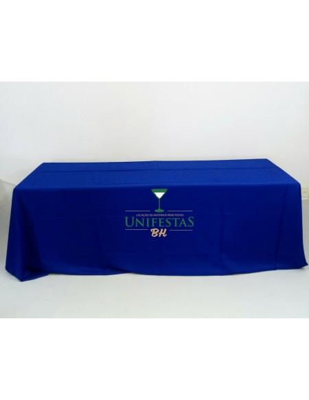 (R$15,00) Toalha Banquete Oxford Azul Royal (4x2.80m)