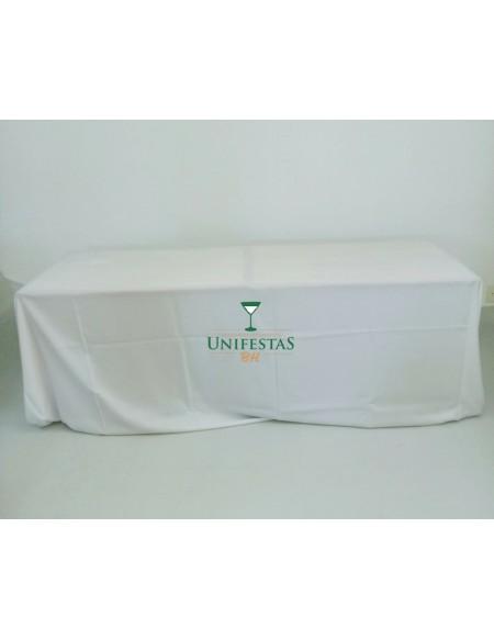 (R$15,00) Toalha Banquete Oxford Pérola (4x2.80m)