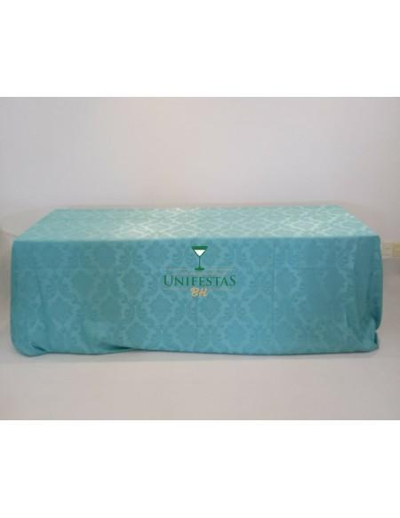 (R$18,00) Toalha Banquete Jacquard Tiffany (4x2.80)