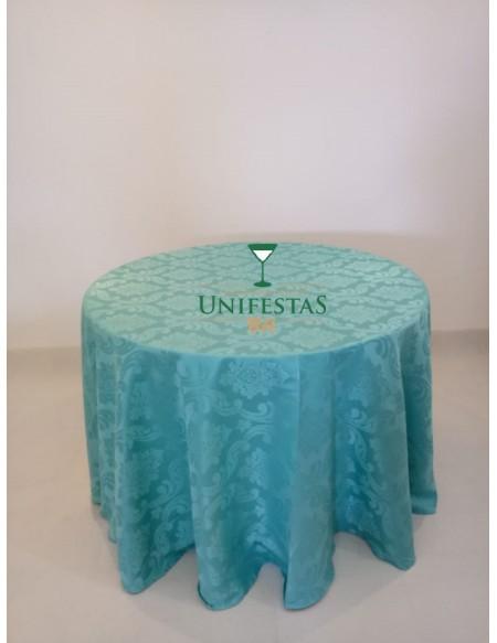 (R$12,00) Toalha Aparador Jacquard Tiffany (2.80m)