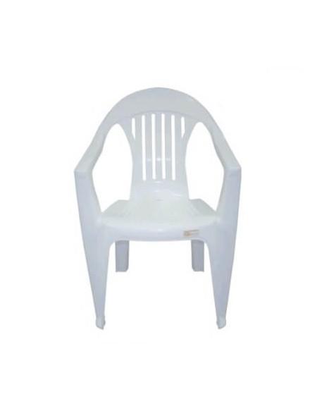 Cadeira de Plástico Poltrona Tramontina