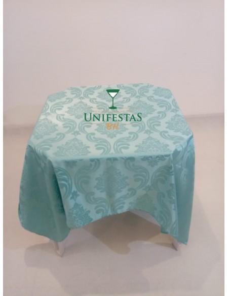 (R$5,00) Toalha quadrada Jacquard Tiffany (1.50m)