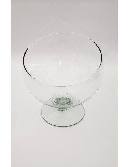 (R$10,00) Taça Diagonal Lisa M (A20 / D17cm)