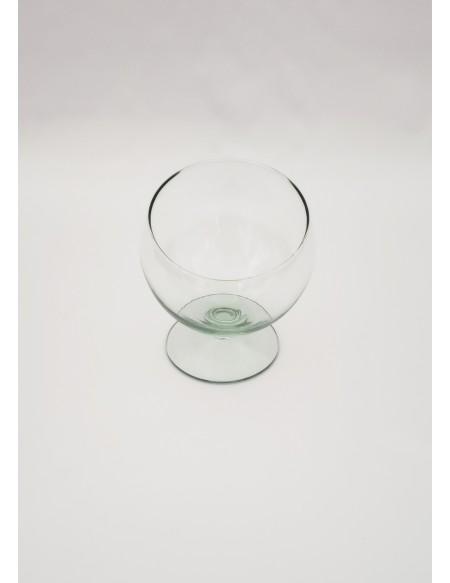 (R$8,00) Taça Diagonal Lisa P (A14  / D10 cm)