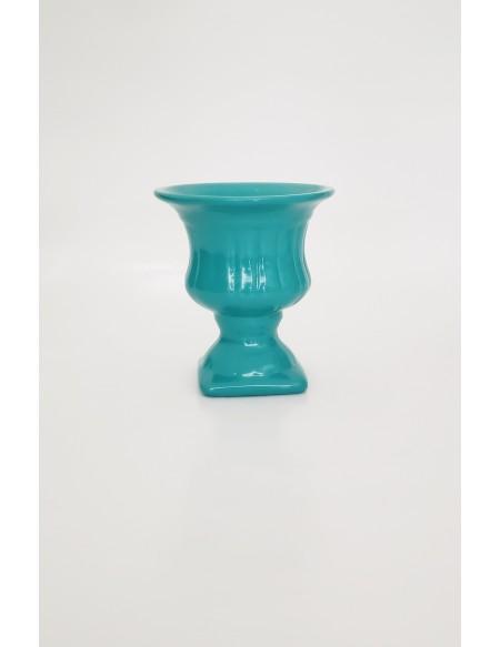 (R$4,80) Vasinho Grego Tiffany (A12 /D10cm)