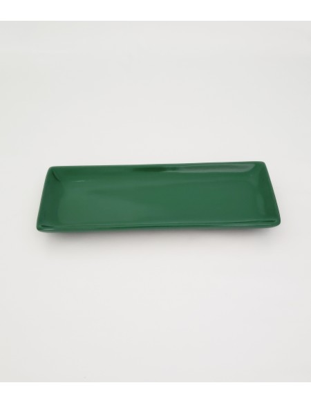 (R$6,00) Rocamboleira Verde Bandeira (30x12.5cm)