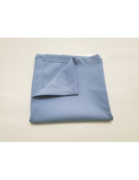(R$1,20) Guardanapo Azul Baby Oxford (40x40cm)