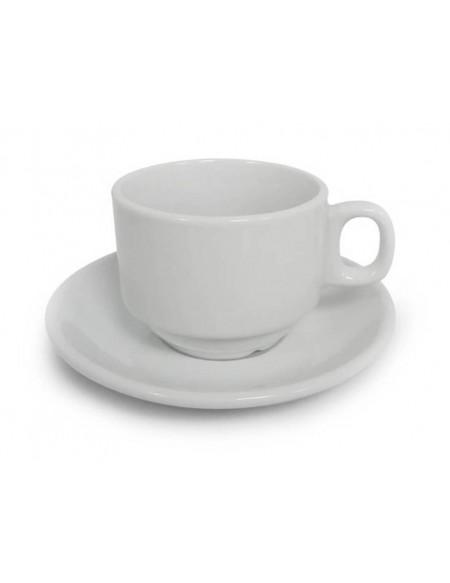 Xícara de Chá (220ml) Mais Pires