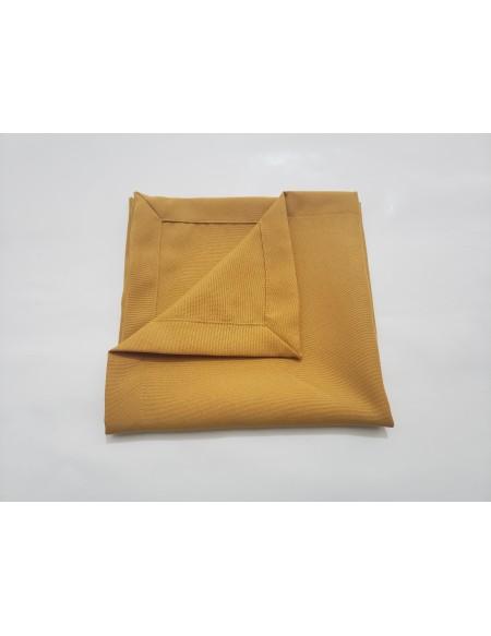 (R$1,20) Guardanapo Dourado Oxford (40x40cm)