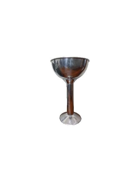 Champanheira Inox Pé Alto (22L)